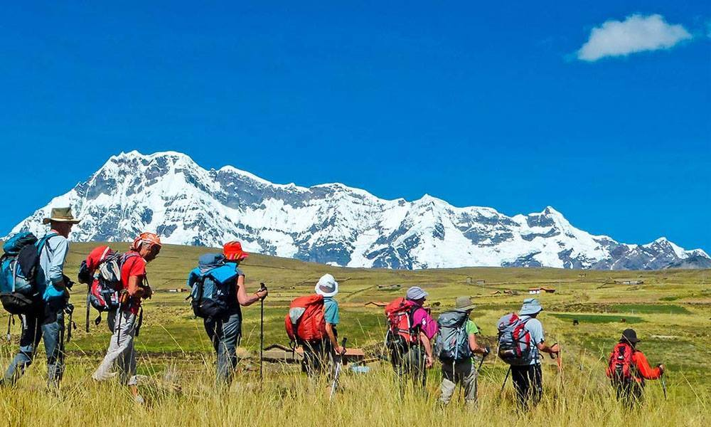 ausangate trek five days