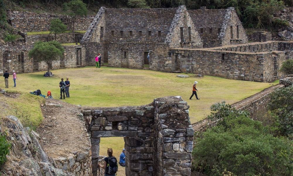 choquequirao trek plus machu picchu in nine days