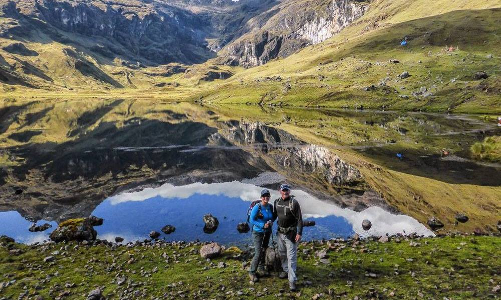 lares trek four days