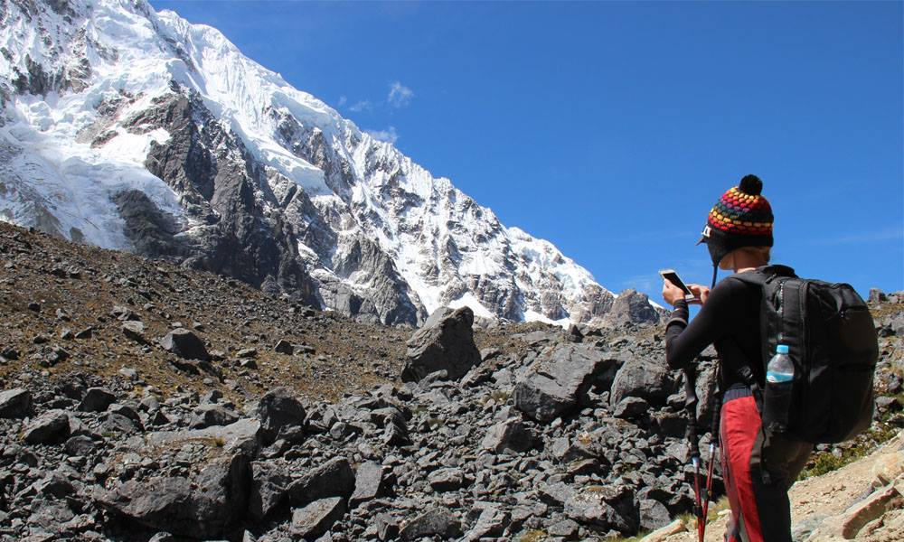 salkantay trek to machu picchu five days