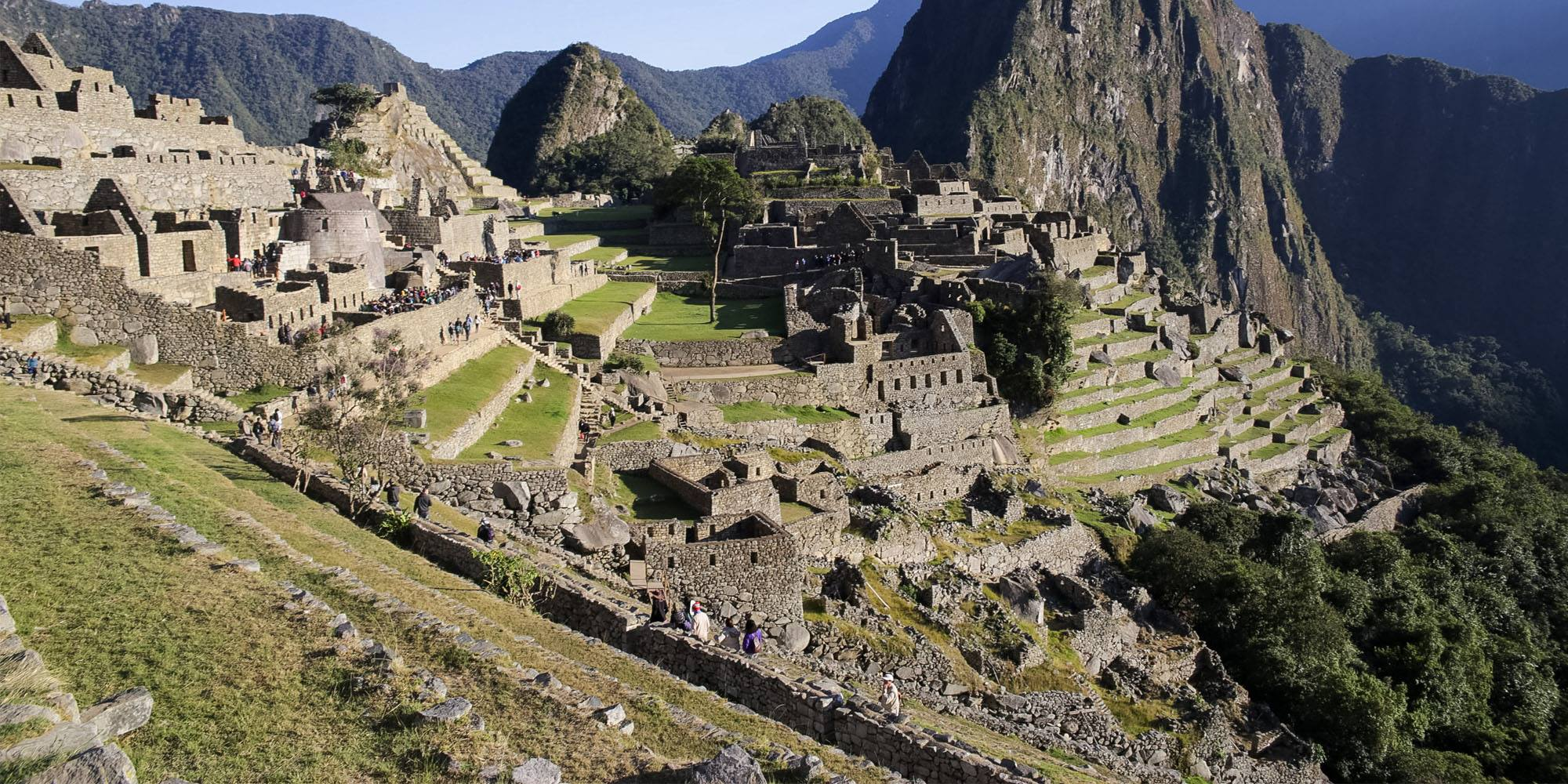 machu picchu after choquequirao trek